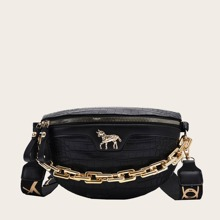 Crocodile Fanny Pack