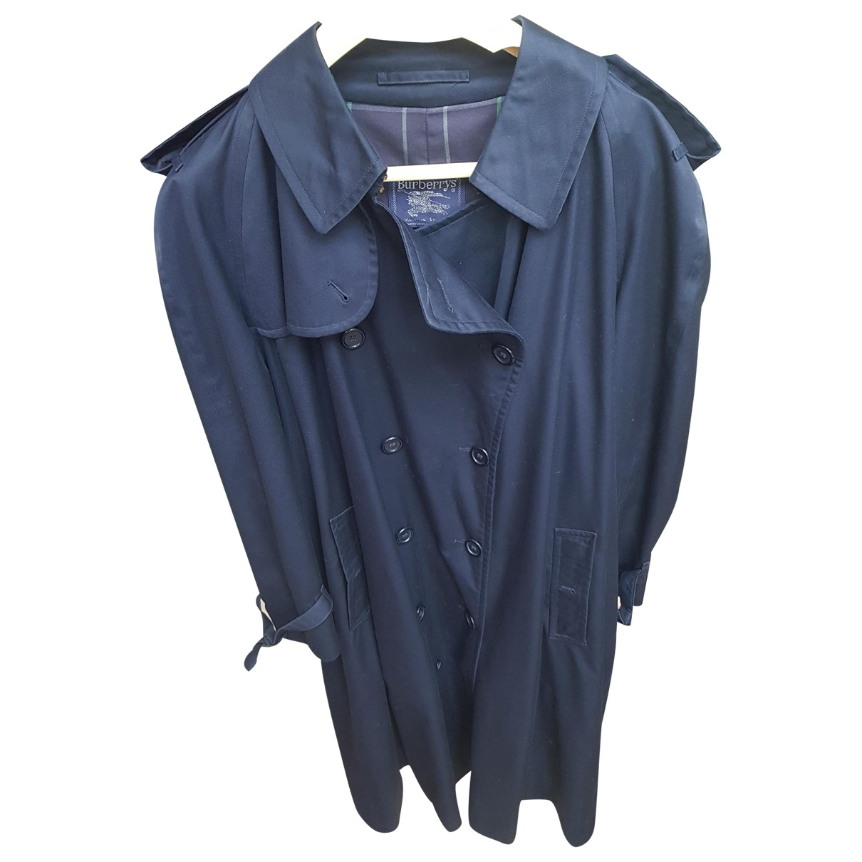 Burberry - Vestes.Blousons   pour homme en coton - gris