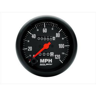 Auto Meter Z-Series In-Dash Mechanical Speedometer - 2692