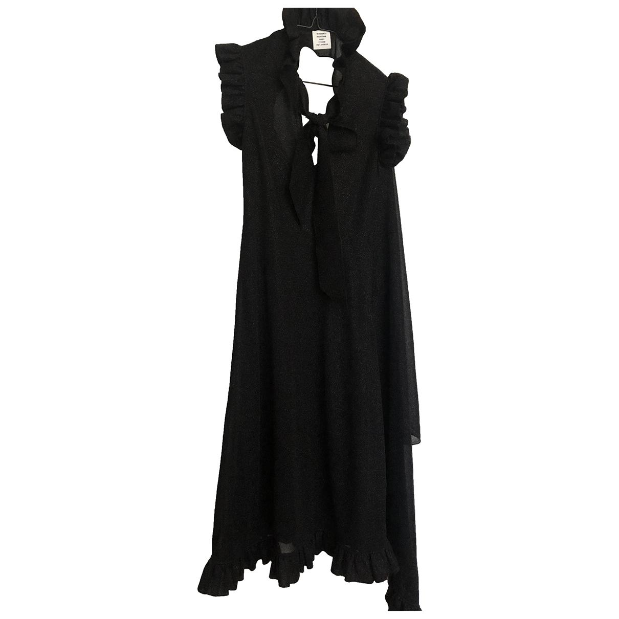 Vetements \N Black dress for Women XS International