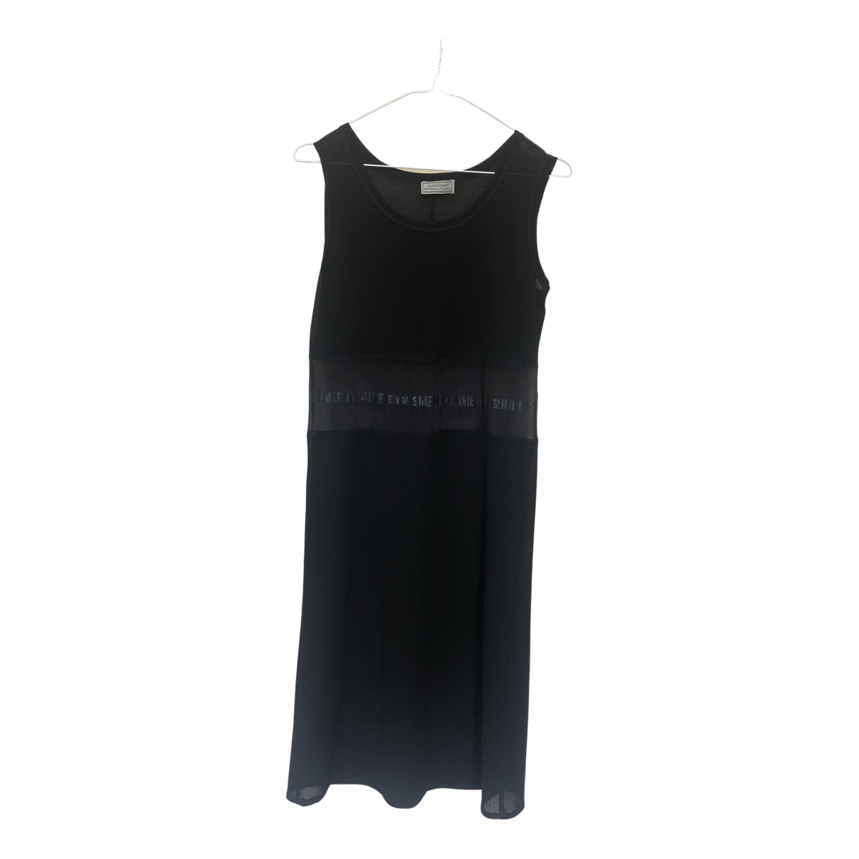 Fendissime \N Kleid in  Schwarz Synthetik