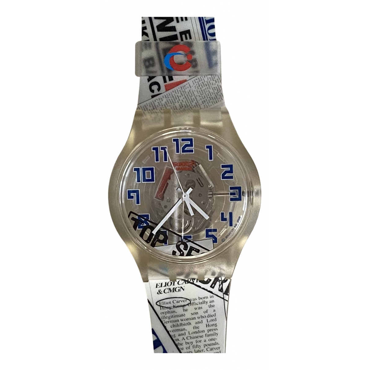 Swatch \N Uhr Andere