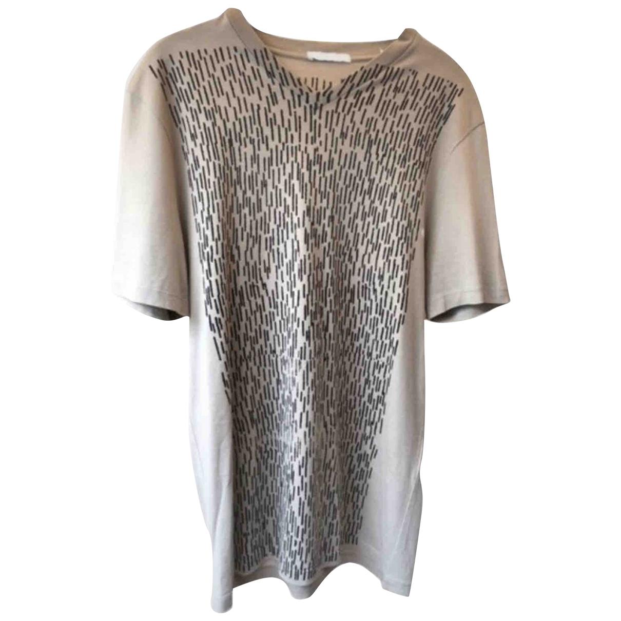 Helmut Lang \N T-Shirts in  Beige Baumwolle