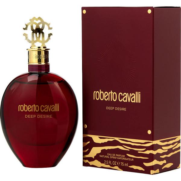 Deep Desire - Roberto Cavalli Eau de parfum 75 ml