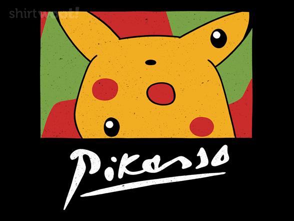 Pablo Pikasso T Shirt