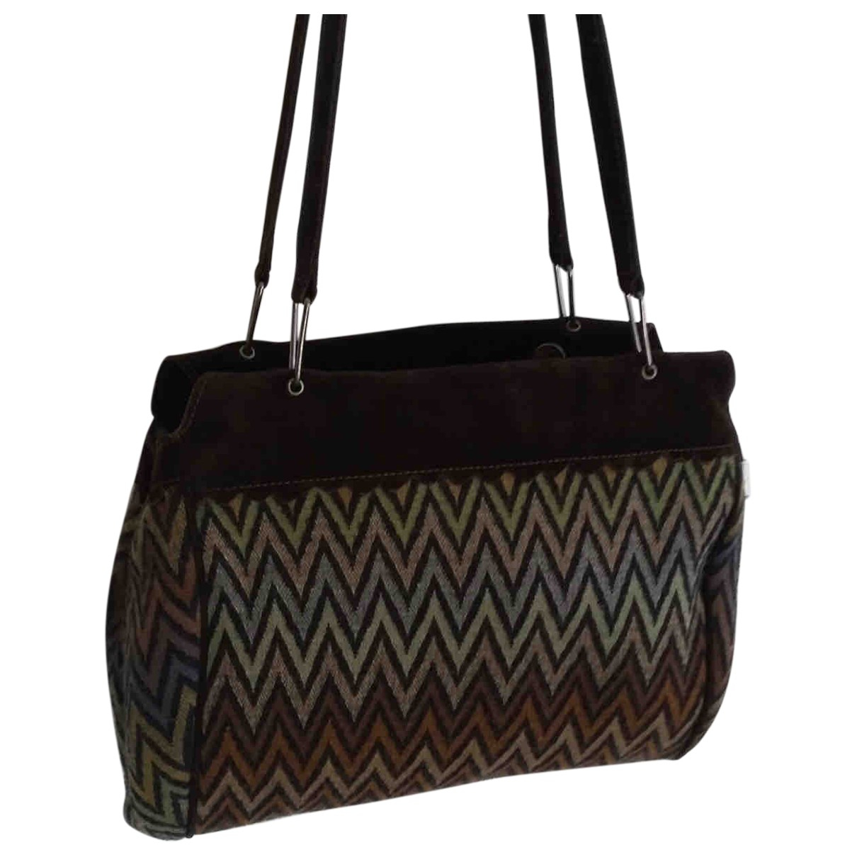 Missoni \N Multicolour Cotton handbag for Women \N