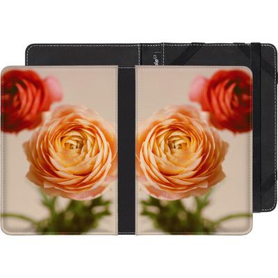 Pocketbook Touch Lux eBook Reader Huelle - She Loved Flowers von Joy StClaire