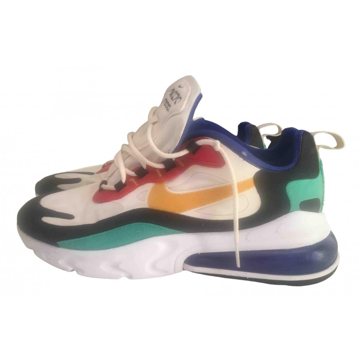 Nike - Baskets Air Max 270  pour homme en toile - multicolore