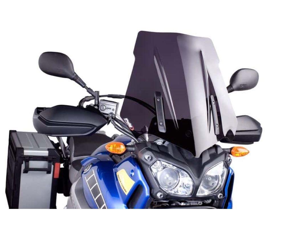 Puig 5568F Touring Windscreen - Dark Smoke Yamaha XT1200Z Super Tenere 2010