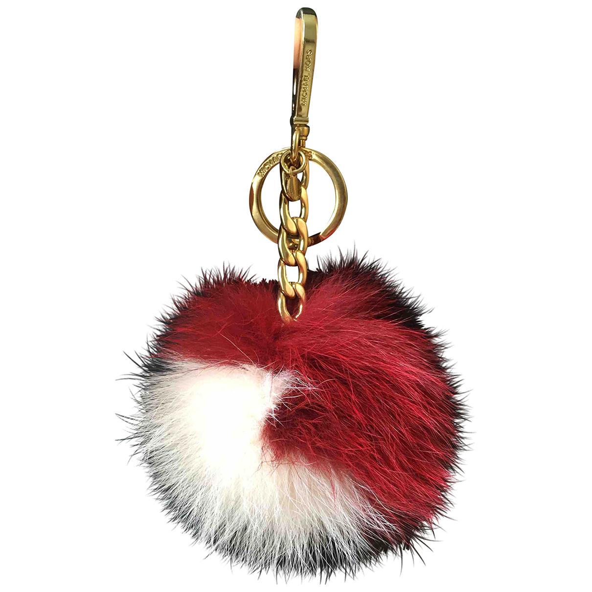 Michael Kors \N Multicolour Faux fur Bag charms for Women \N