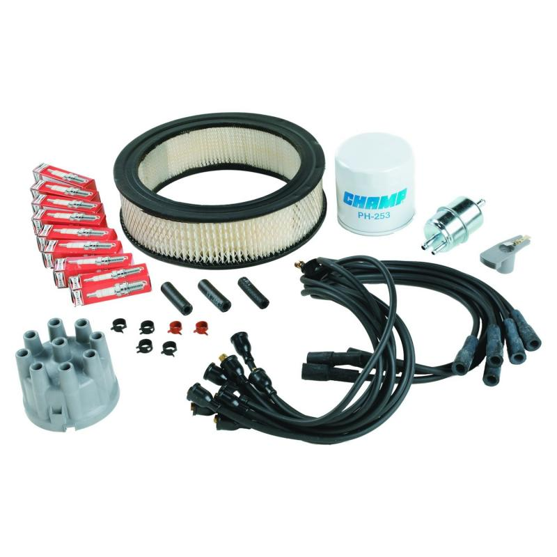 Crown Automotive TK34 Jeep Replacement Tune Up Kit for 1991 Jeep SJ w/ 5.9L Engine Jeep Cherokee 1991