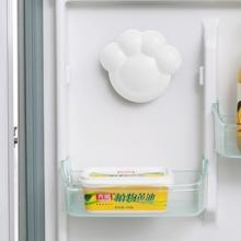 Claw Design Suction Cup Refrigerator Deodorant