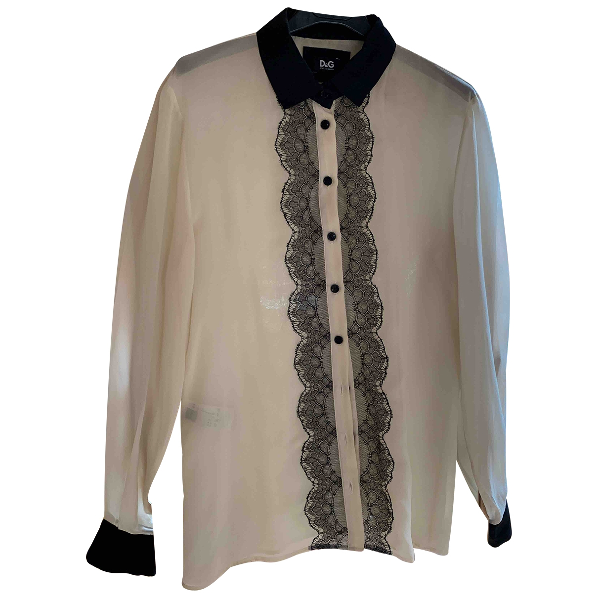 Camisa de Seda D&g