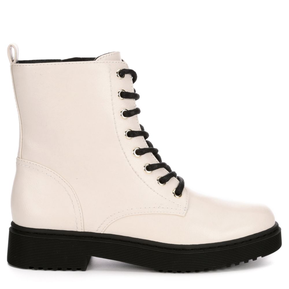 Xappeal Womens Amara Combat Boot Boots