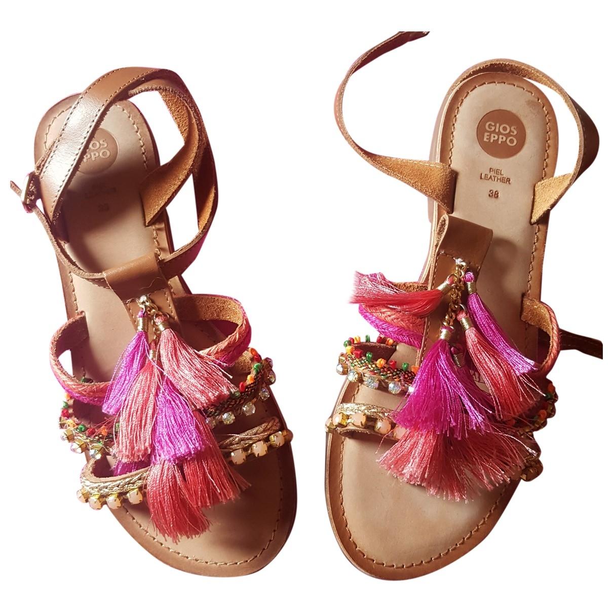 Gioseppo - Sandales   pour femme en cuir