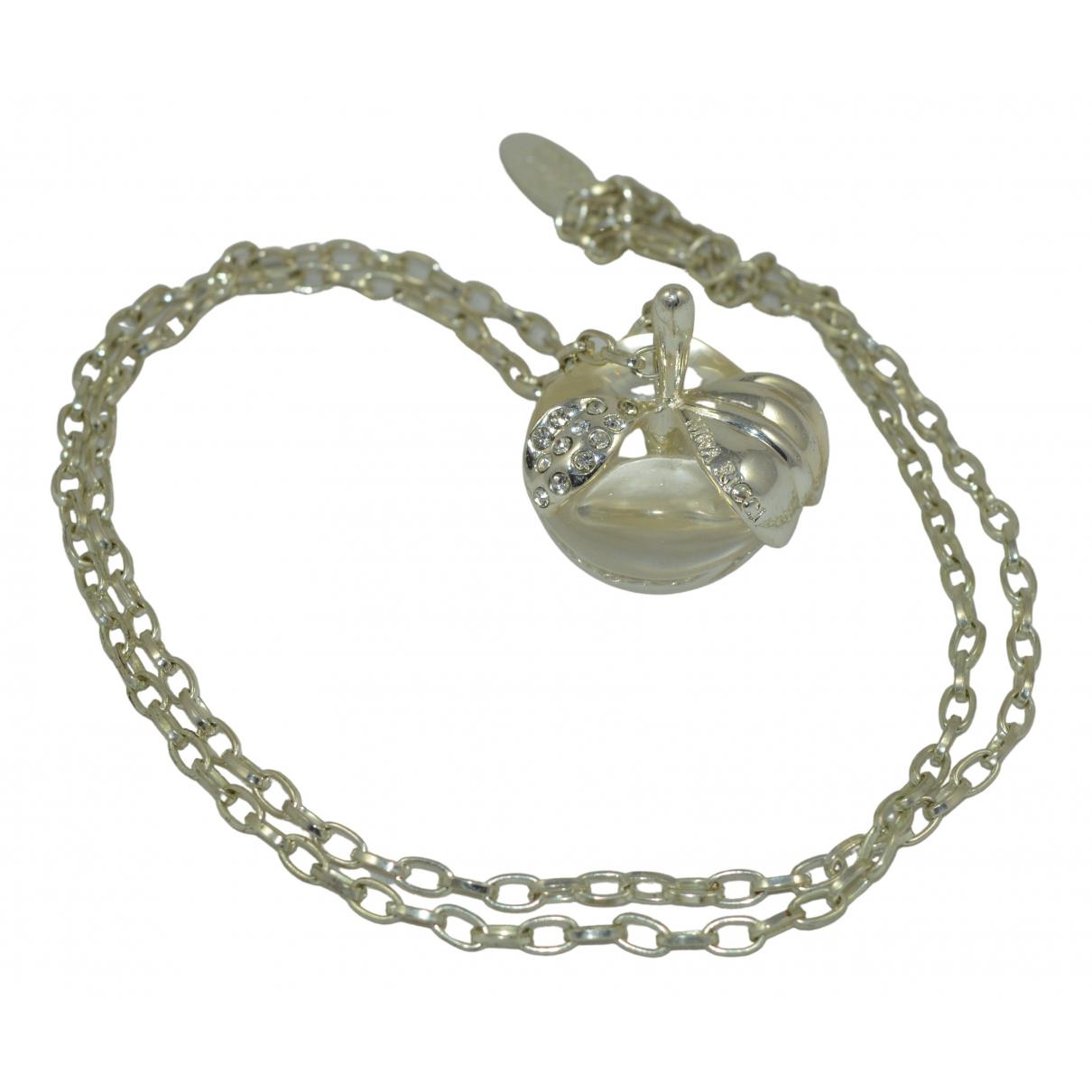 Nina Ricci \N Kette in  Silber Metall