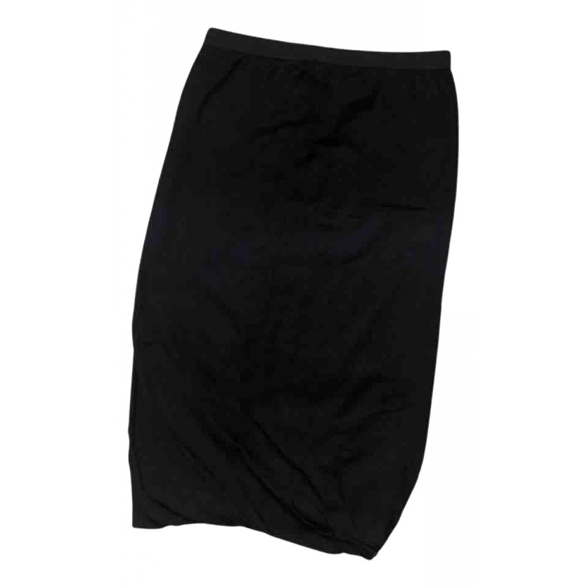 Rick Owens N Black Cotton skirt for Women 38 IT