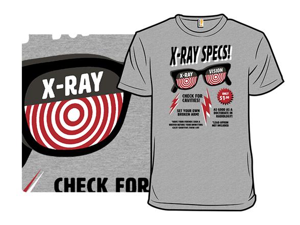X-ray Specs T Shirt