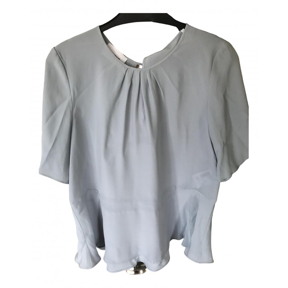 Blusa de Seda Dondup