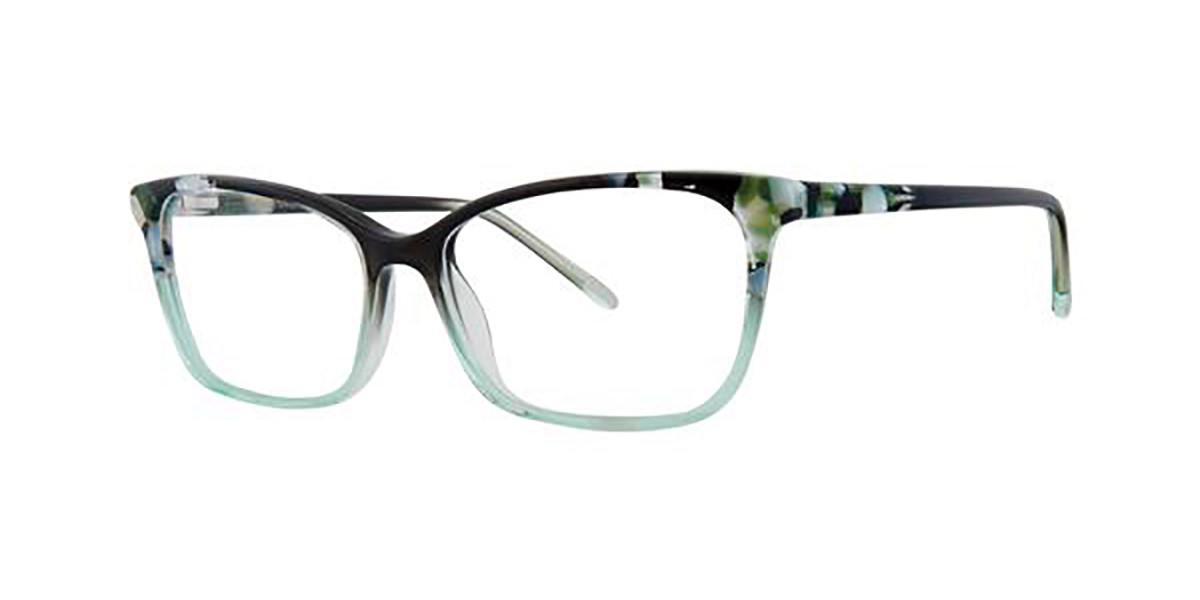 Vera Wang V533 Mint Women's Glasses Blue Size 51 - Free Lenses - HSA/FSA Insurance - Blue Light Block Available