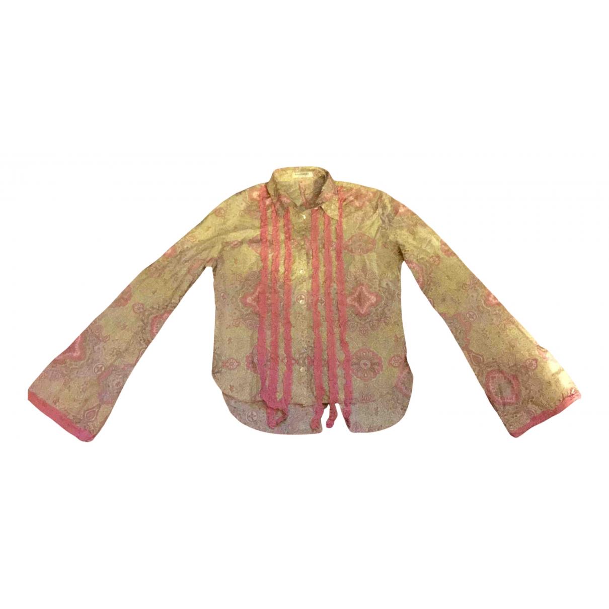 Equipment - Top   pour femme en coton - multicolore