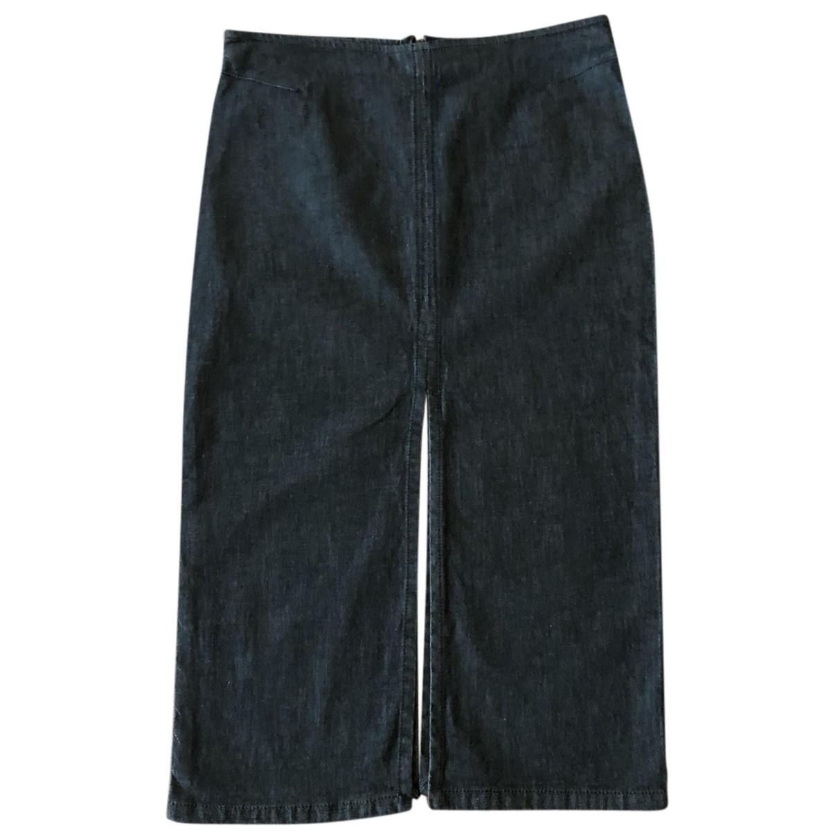 Gucci \N Rocke in  Schwarz Denim - Jeans