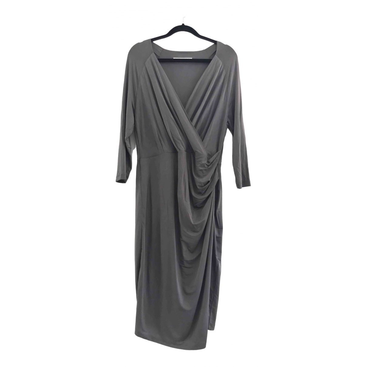 Day Birger & Mikkelsen \N Kleid in  Grau Synthetik