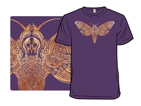 Nightmoth Remix T Shirt