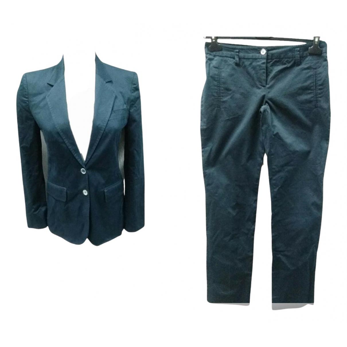 D&g - Veste   pour femme en coton - bleu