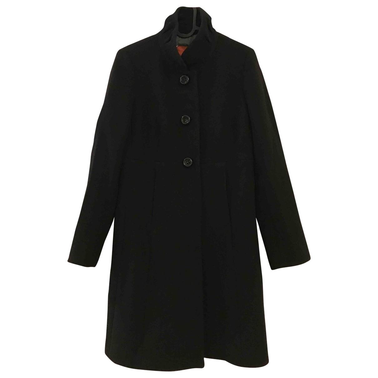 J.crew \N Black Wool coat for Women 8 US