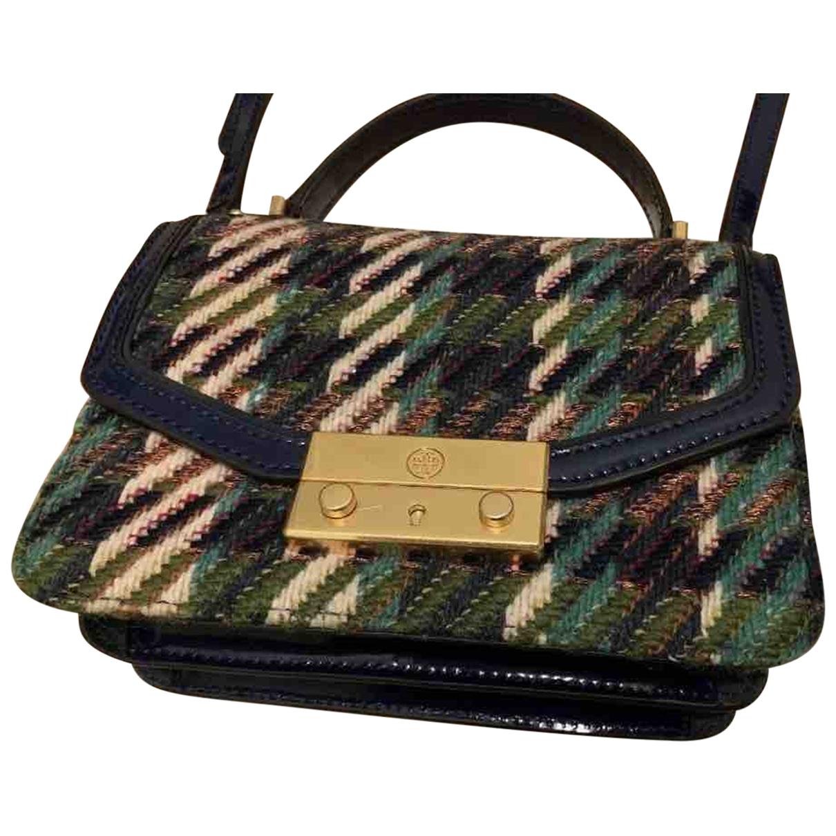 Tory Burch \N Multicolour Tweed handbag for Women \N