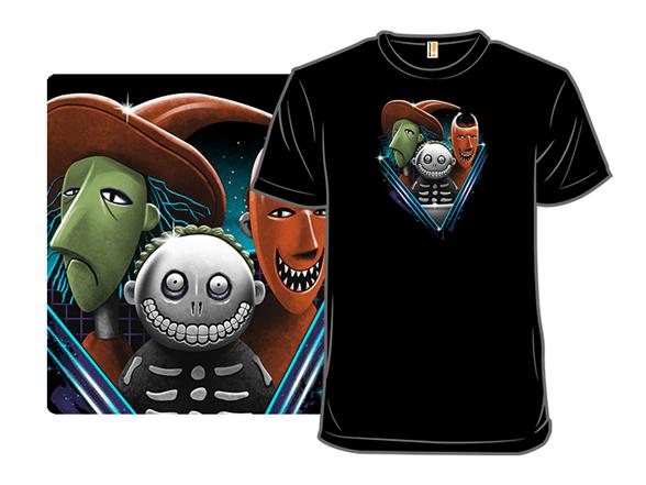 Rad Trio T Shirt