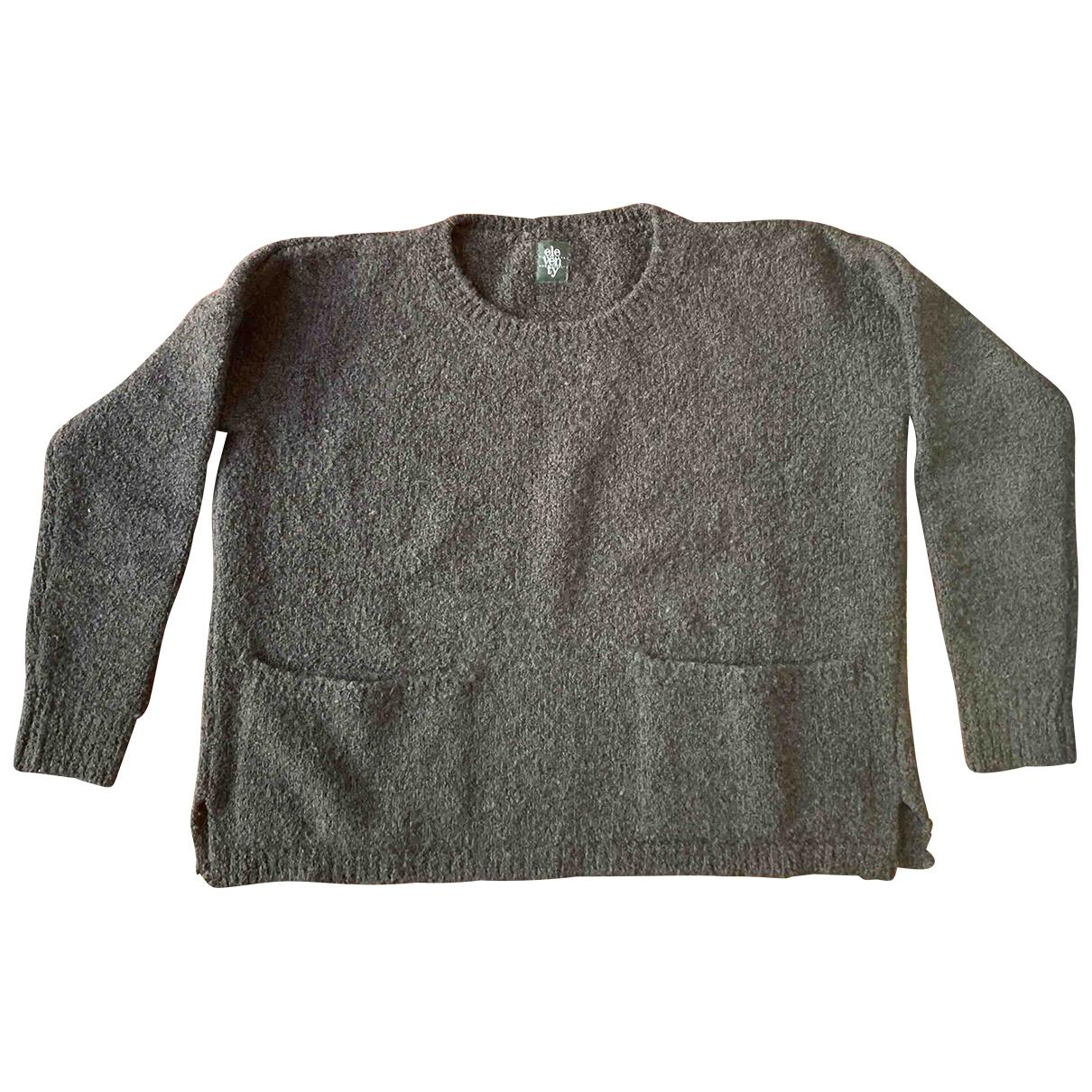 Eleventy \N Grey Wool Knitwear for Women S International
