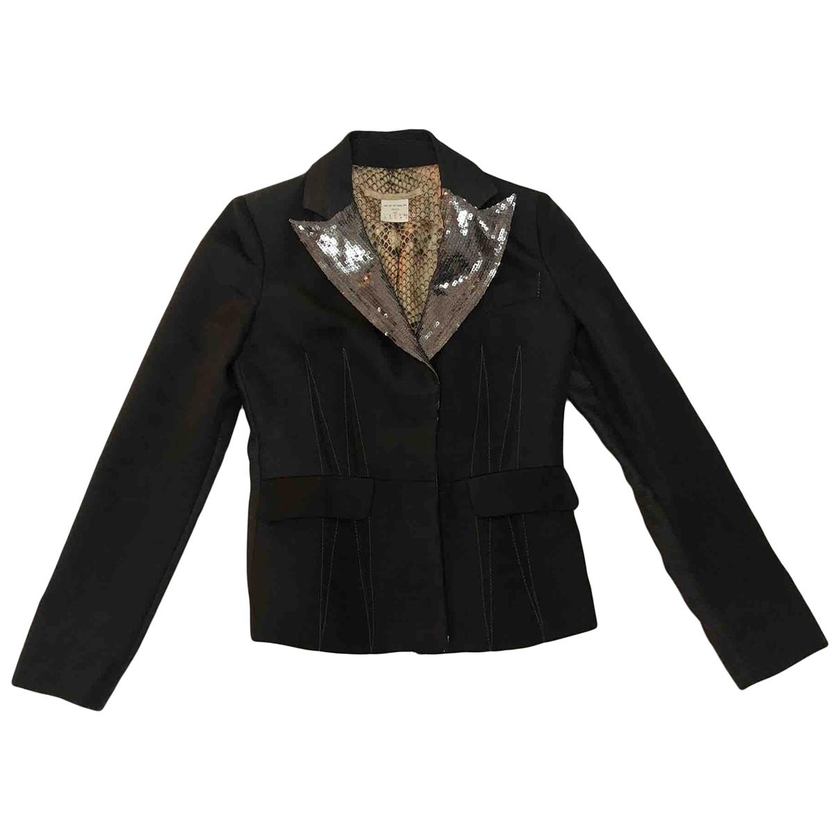 Class Cavalli \N Grey jacket for Women S International