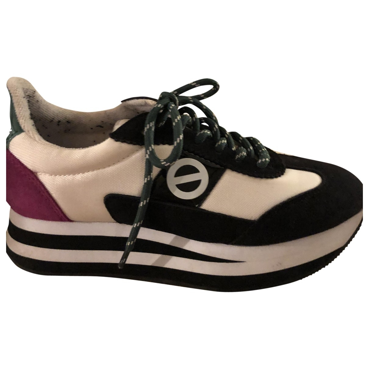 Non Signé / Unsigned \N Multicolour Cloth Trainers for Women 37 EU