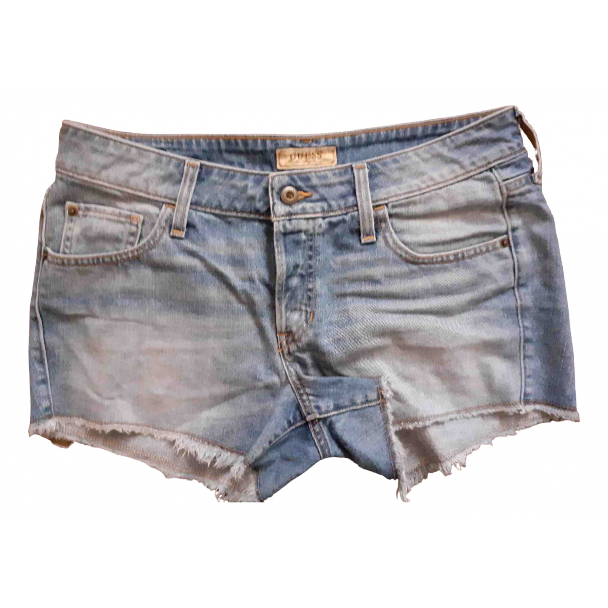 Guess N Cotton Shorts for Women 42 IT