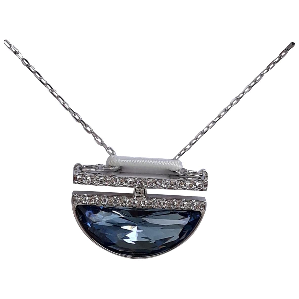 Swarovski - Sautoir   pour femme en cristal - argente