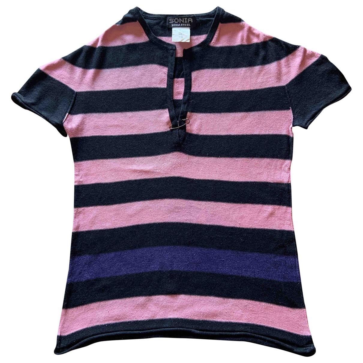 Sonia By Sonia Rykiel \N Pink Silk  top for Women 38 FR