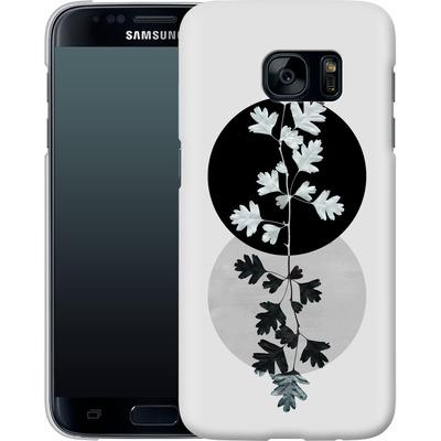 Samsung Galaxy S7 Smartphone Huelle - Geometry and Nature 2 von Mareike Bohmer
