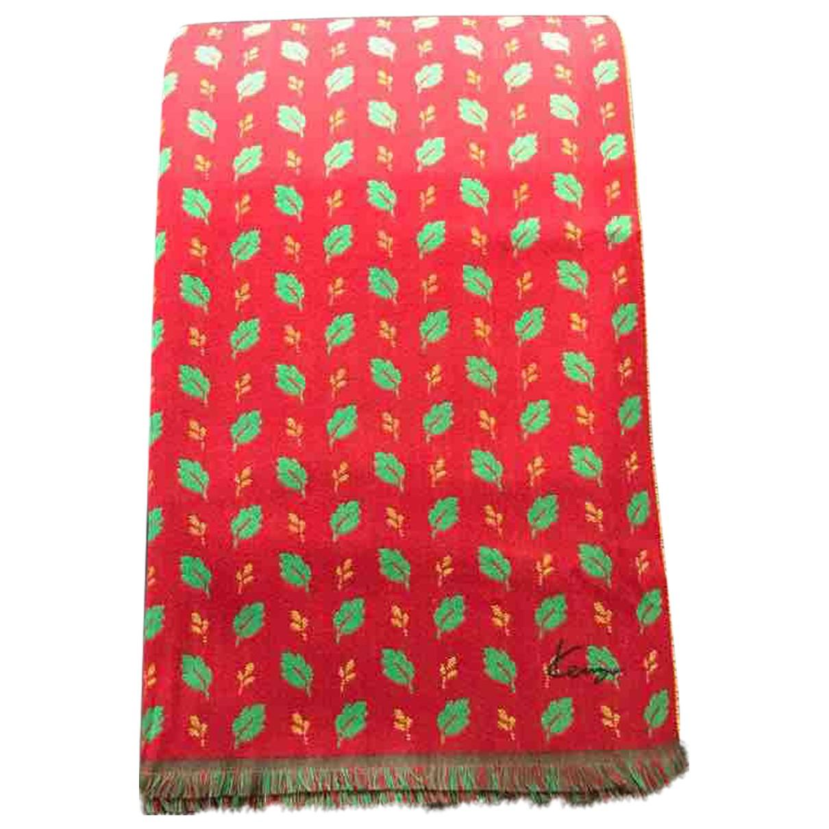 Kenzo N Wool scarf for Women N