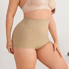 Grosse Grossen - Shapewear Shorts mit hoher Taille