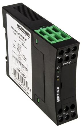 Brodersen Controls Analogue Output, Signal Conditioner