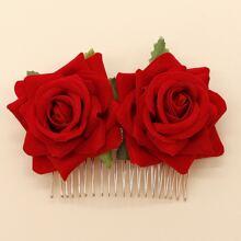 Rose Decor Haarnadel