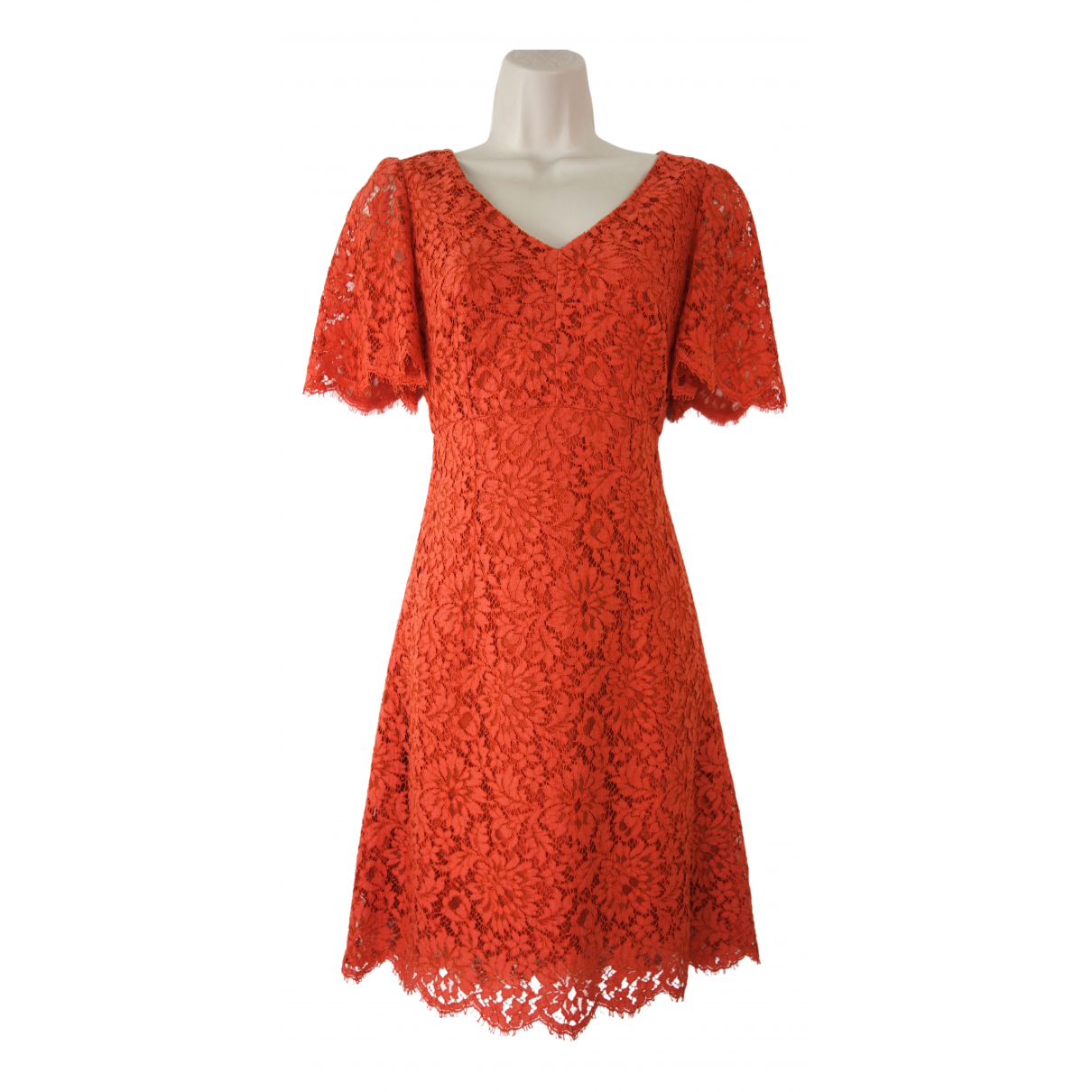 Dolce & Gabbana \N Red Lace dress for Women S International