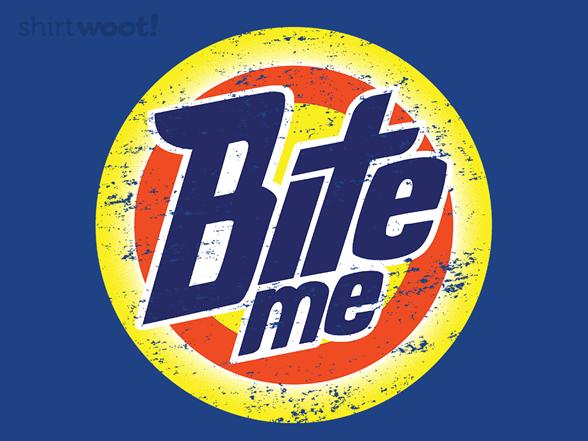 Derogatory Detergent T Shirt