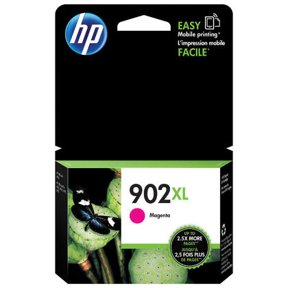 HP 902XL T6M06AN Original Magenta Ink Cartridge High Yield