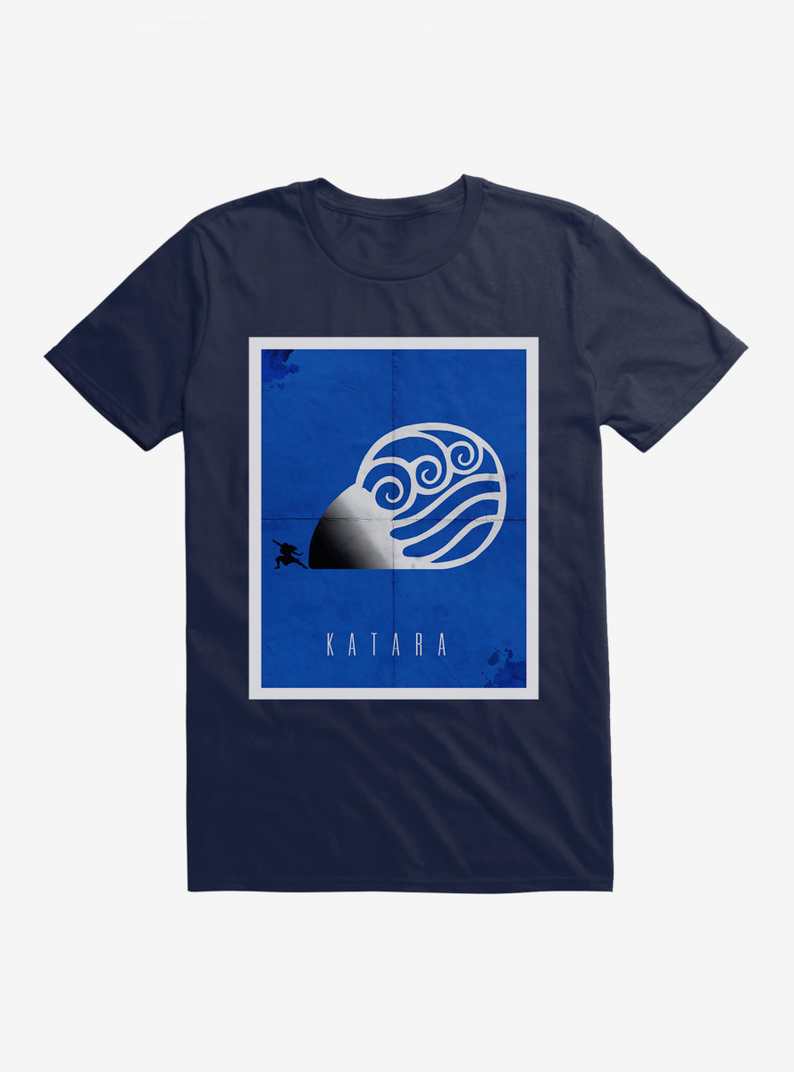 Avatar: The Last Airbender Katara The Waterbender T-Shirt - BoxLunch Exclusive