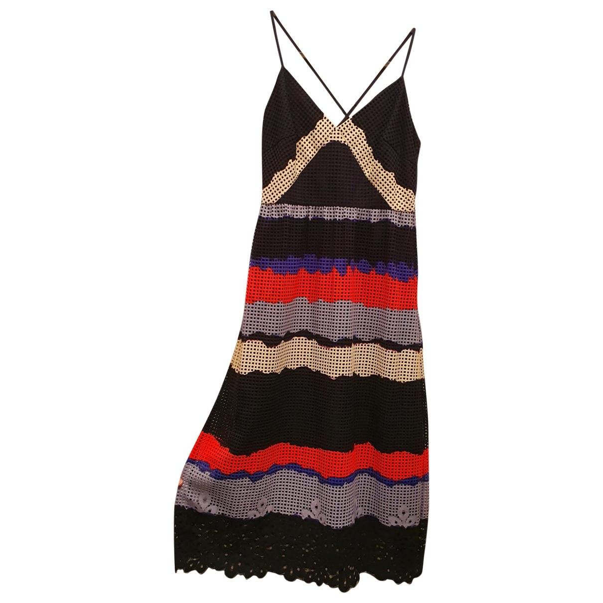 Maxi vestido de Encaje Tommy Hilfiger