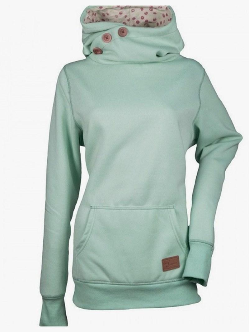 Ericdress Regular Long Sleeve Standard Hoodie
