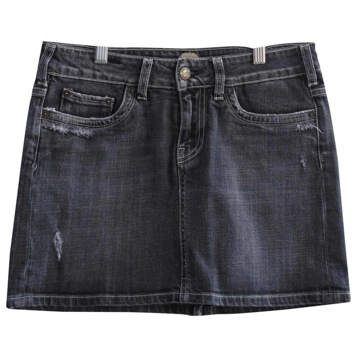Notify \N Rocke in  Anthrazit Denim - Jeans